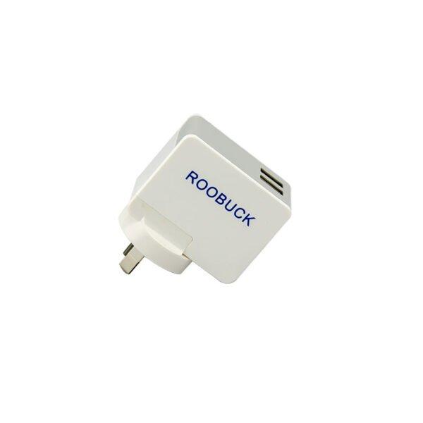 RMU Mains to Dual USB Adaptor