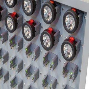 Roobuck charging bank CB35E detail