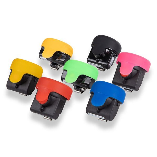 Roobuck colour rubber ring on lamp back