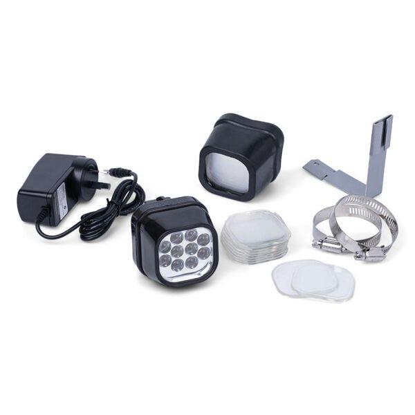 Roobuck RG3SB Cordless LED Sandblaster Light kits