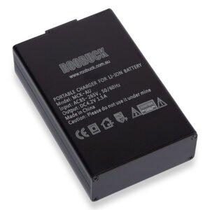 Roobuck KL10M single-charger-MCK back