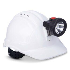 Roobuck RN3U Cordless Cap Lamp for Hardrock Mines